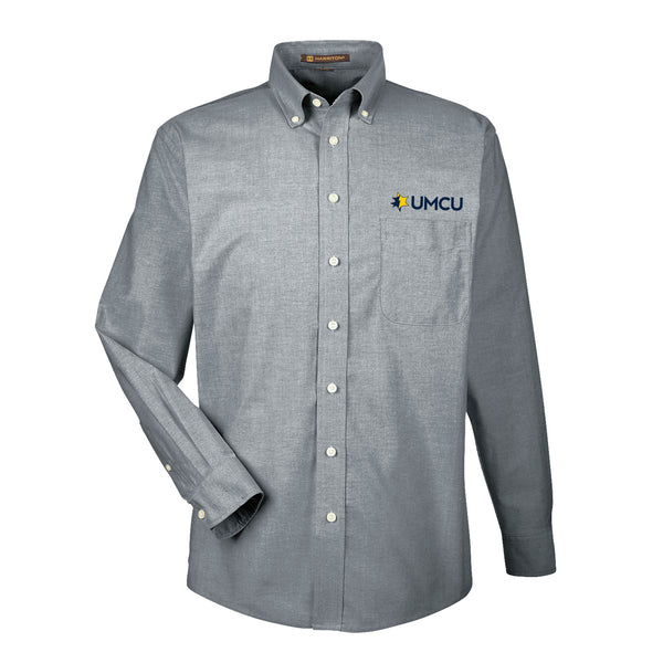 UMCU Mens Long-Sleeve Oxford