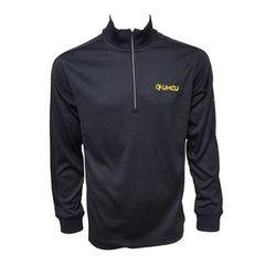 UMCU Nike Golf Dri FIT 1/2 Zip Cover Up - Navy