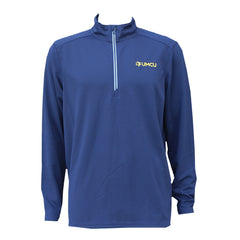 UMCU Men's 1/4 Zip - Navy