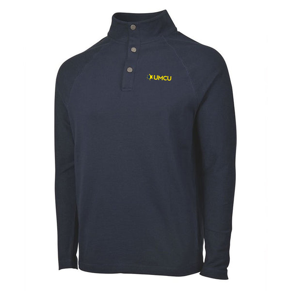 UMCU Men's Falmouth Pullover - Navy