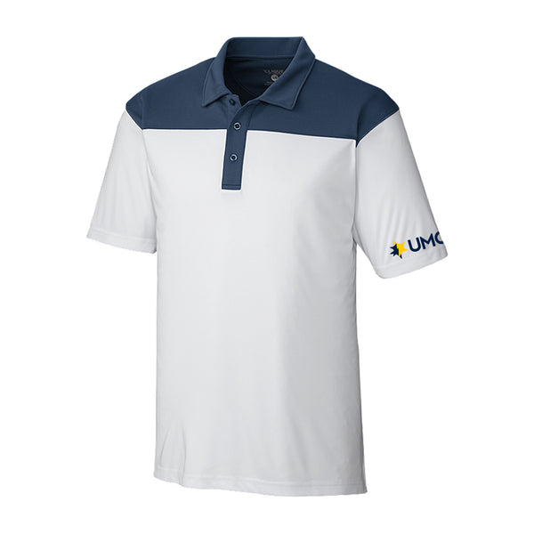UMCU Men's Dual Color Polo