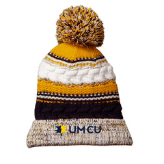UMCU Winter Pom Pom Hat