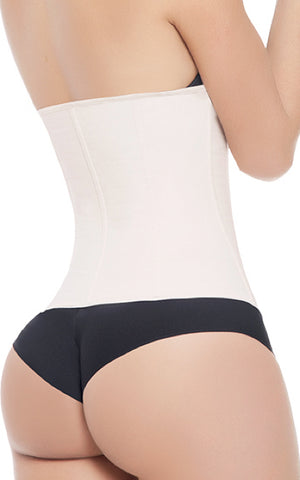 3 Hook Powernet Waist Trainer Nude 1024