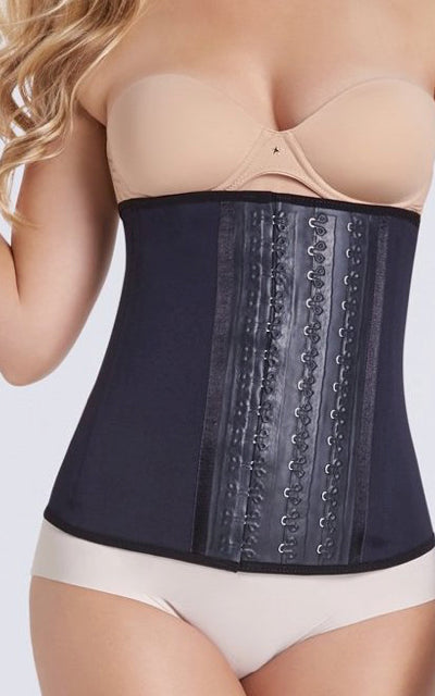 Sport Waist Trainer Black Long 2023