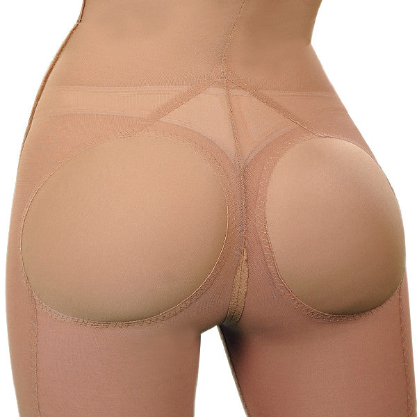 Lipo Illusion Long Leg Classic Buttlifting Shaper