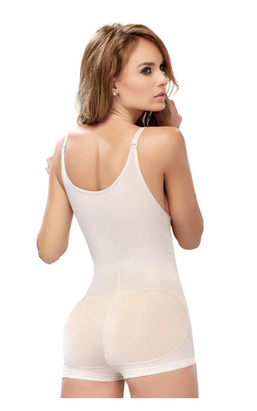 Thin Strap Boy Short Body Shaper 2617