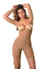 Lipo Illusion Strapless Buttlifting Girdle