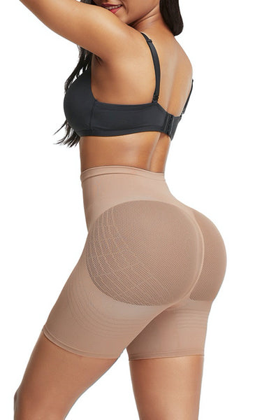 Seamless No Show Shorts 2093