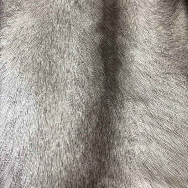 Natural Norweigan BlueFox Fur XL