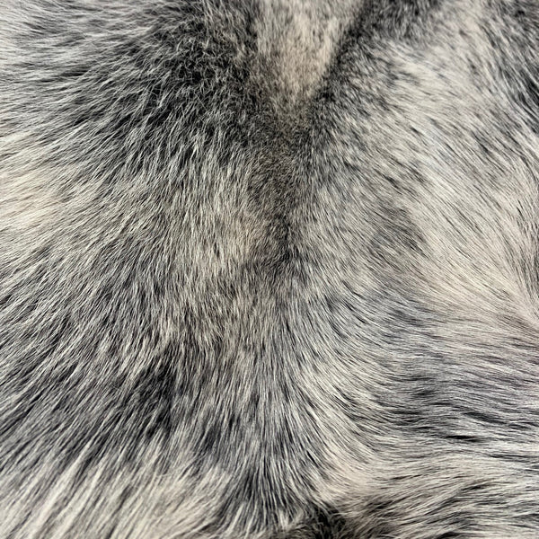 Shadow Fox Fur Black Frost