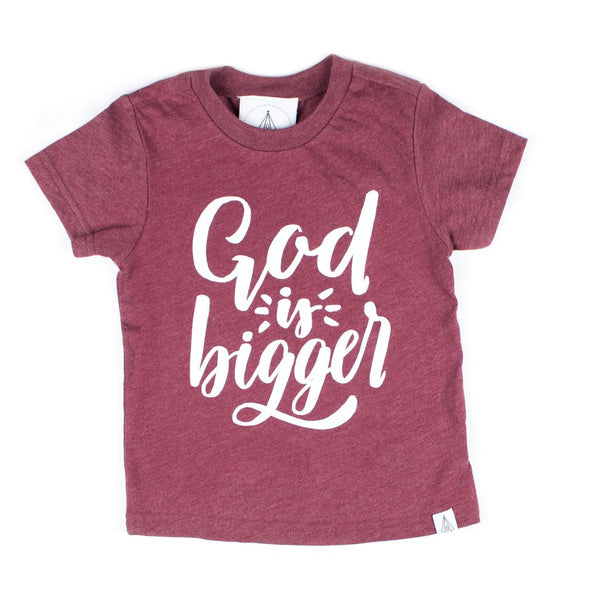 God is Bigger T-Shirt