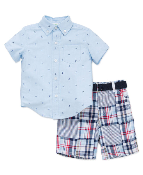 Nautical 2-piece Set (Infant)