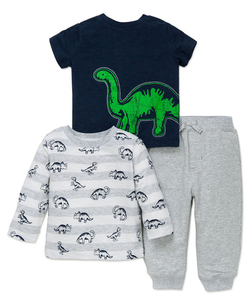 Dinosaur 3-piece Set (Infant)