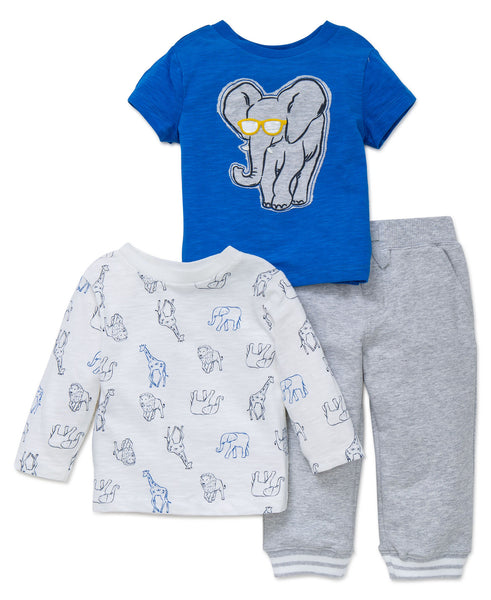 Safari 3-piece Set (Infant)