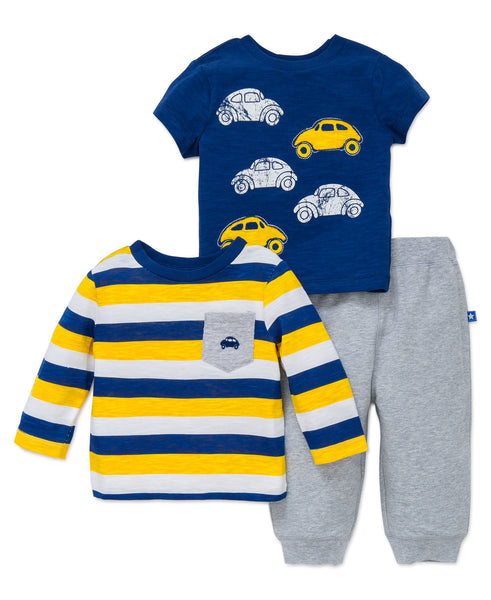 Little Buggy 3-piece Set (Infant)