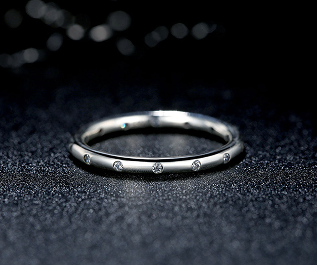 Anar Droplets Classic Ring