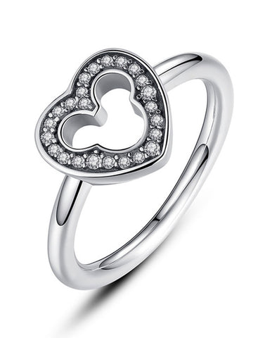 Anar Heart Lujoso Ring