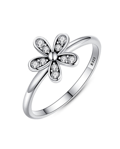 Anar Stunning Flower Ring
