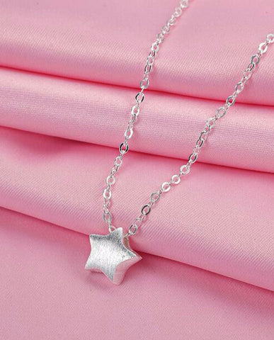 Anar Fashion Unique Star Necklace