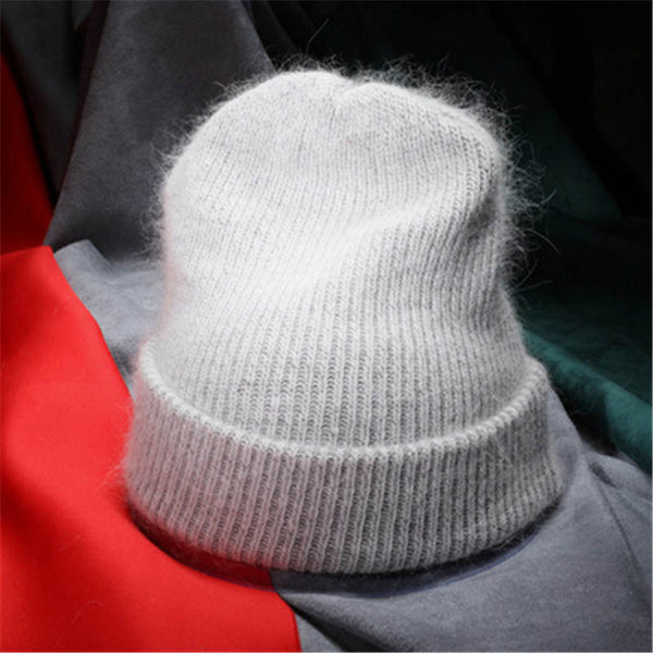 The Woolby Knitted Beanie (Multi Colors) - Fadhatters