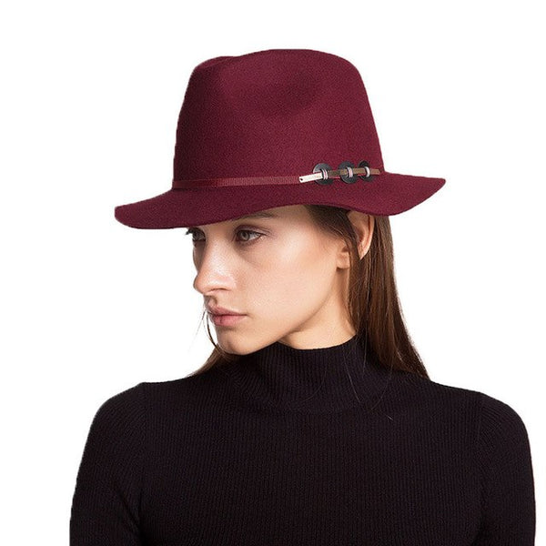 Tres Chic Fedora - Fadhatters
