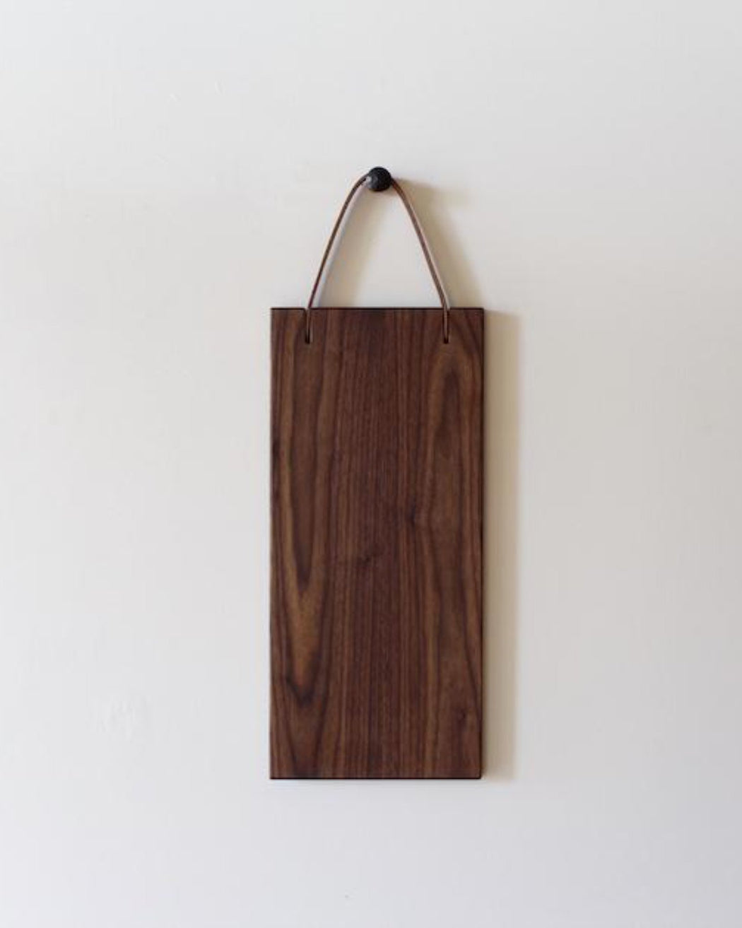 Franklin Charcuterie Board - Black Walnut 9x20
