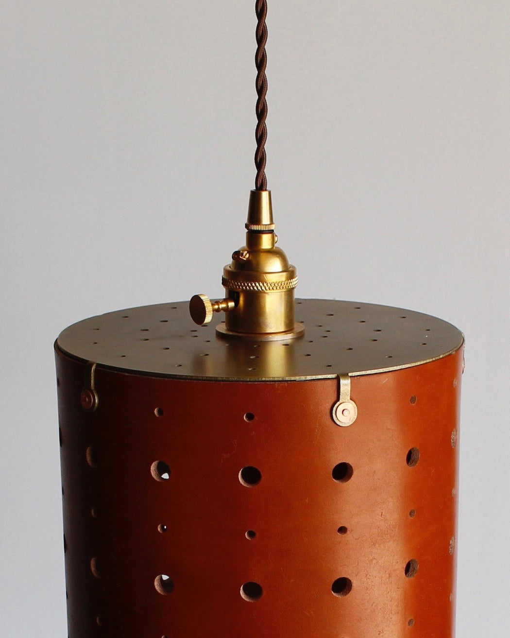 Sarah Pendant - Cylinder - Lighting - Lostine