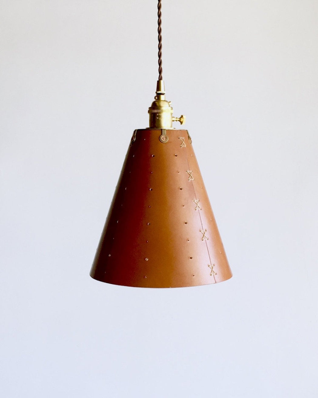 Sarah Pendant - Cone - Lighting - Lostine