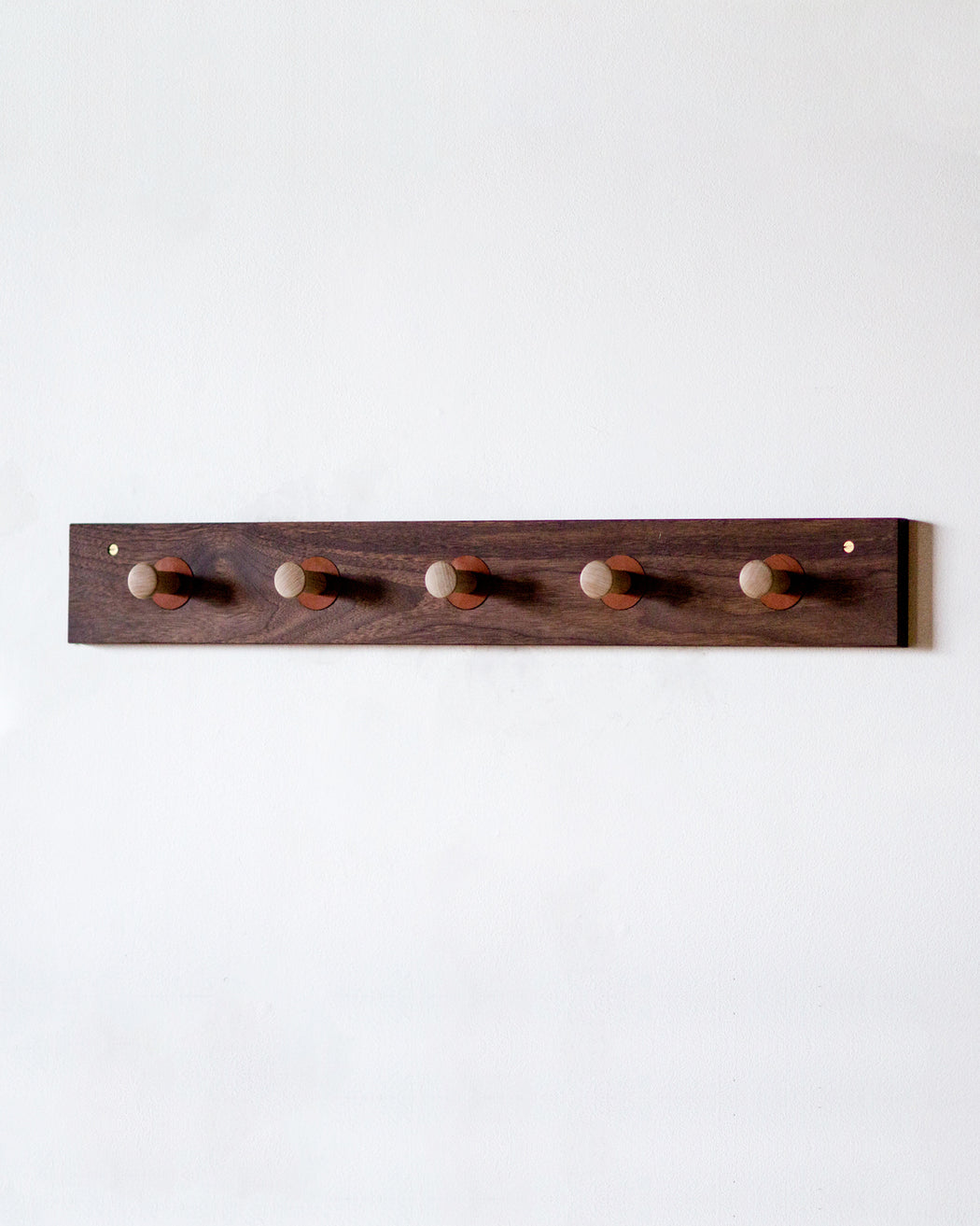 Peggy Coat Rack - Walnut