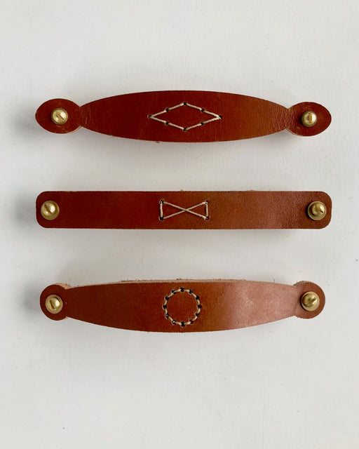 Leather Hardware Pulls