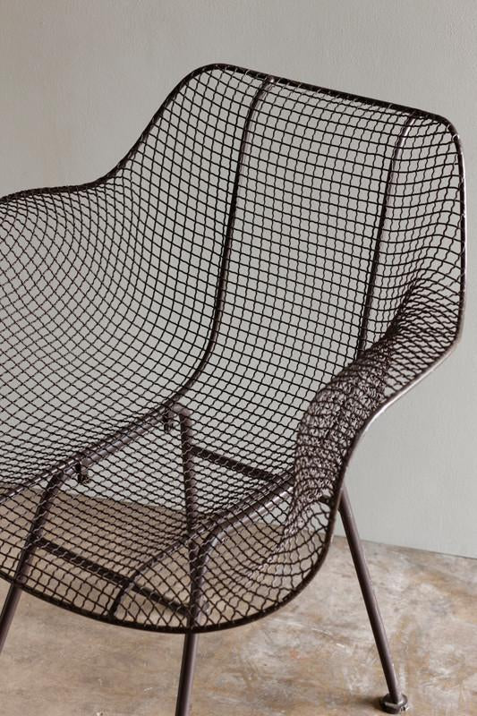 ... Wire Mesh Chair
