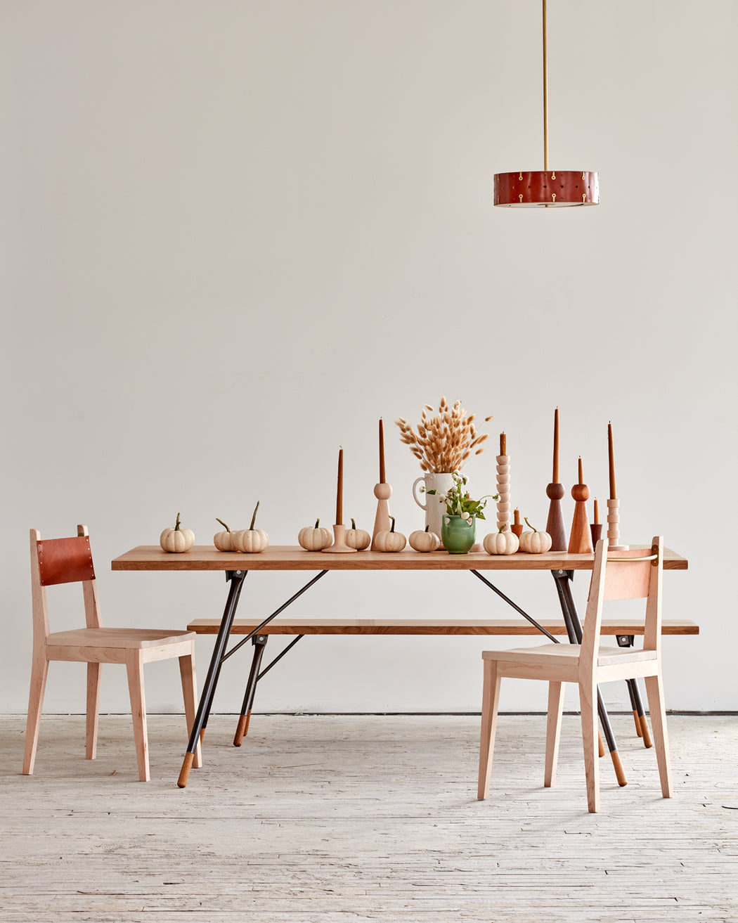 Brandywine Dining Table - Natural