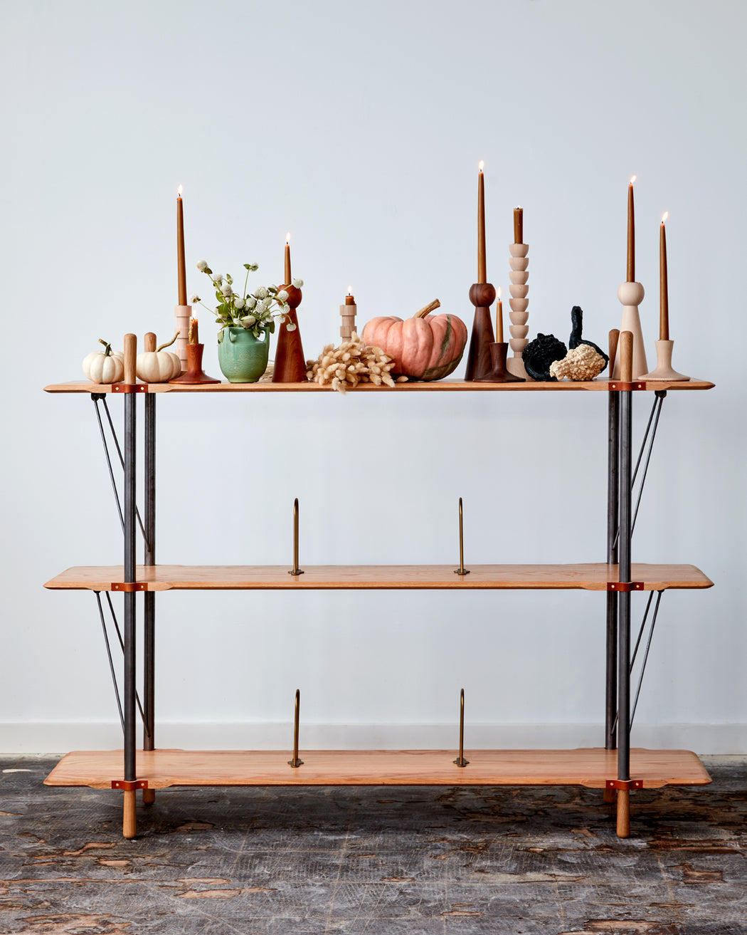 Brandywine Low Wide Shelf * updated