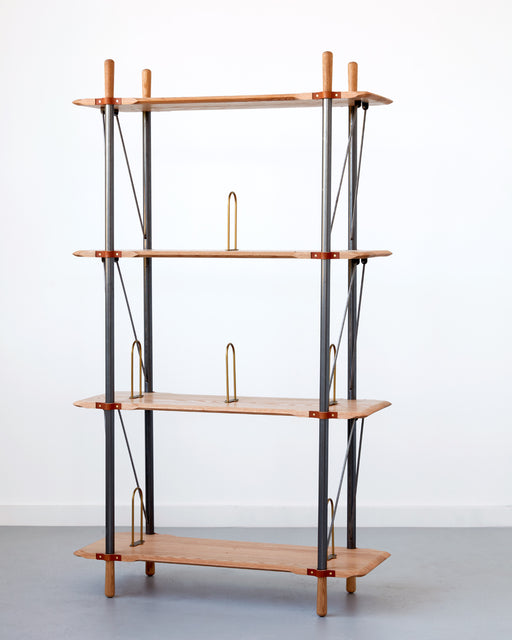 LOSTINE - BRANDYWINE TALL SHELF - FURNITURE - SHELVING