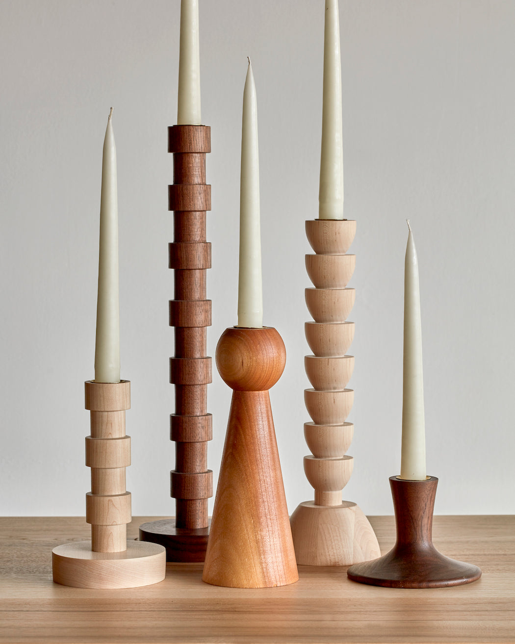 Candle Holder Quintet