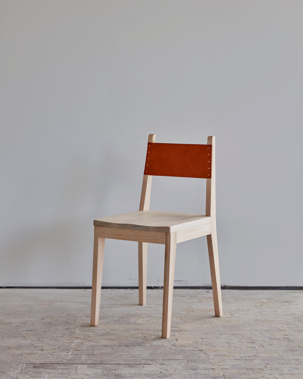 no. 24 - wooden chair - Lostine