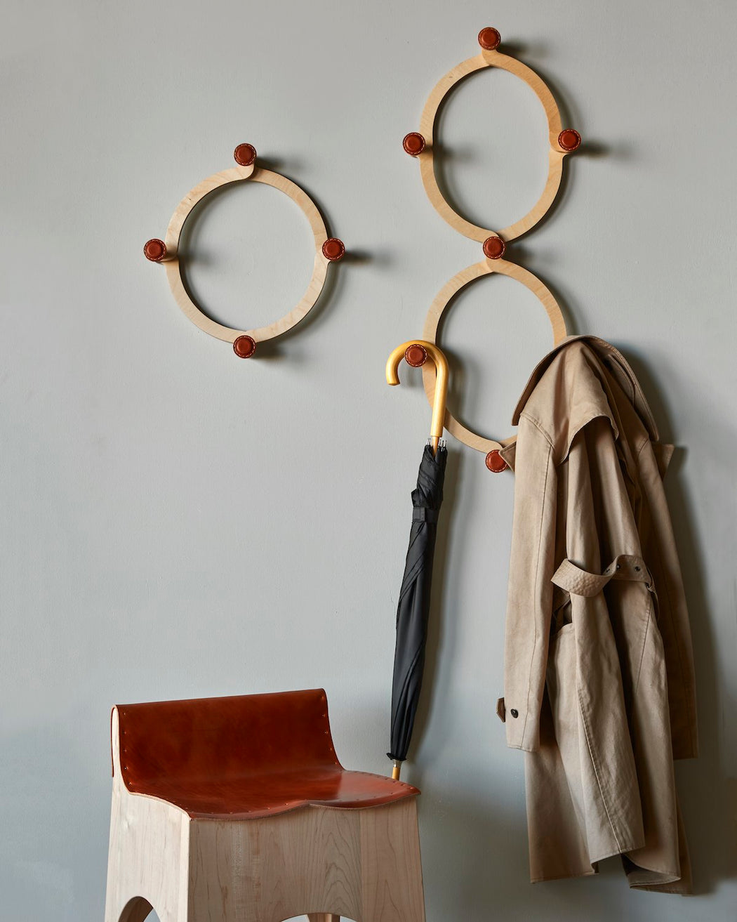 Bates Coat Rack - Wall Decor - Lostine