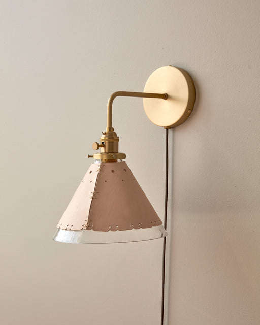Plug Stella Sconce - Natural