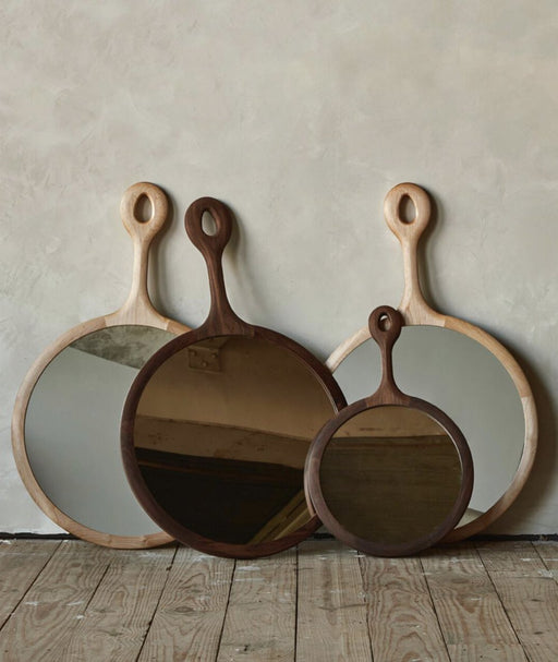 Sophia Mirrors - Black Walnut
