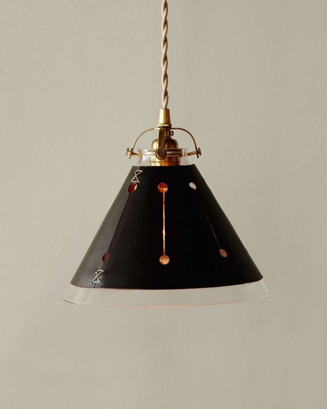 Dot Pendant Light - Espresso - Lighting - Lostine