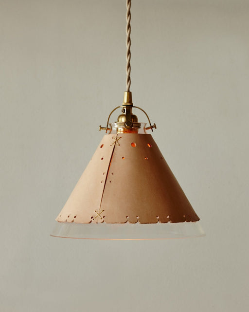 Stella Pendant Light  - Tan - Lighting - Lostine