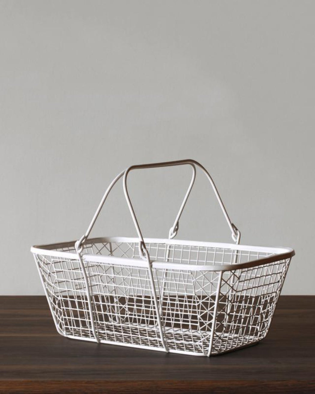 Wire Bread Basket — Lostine