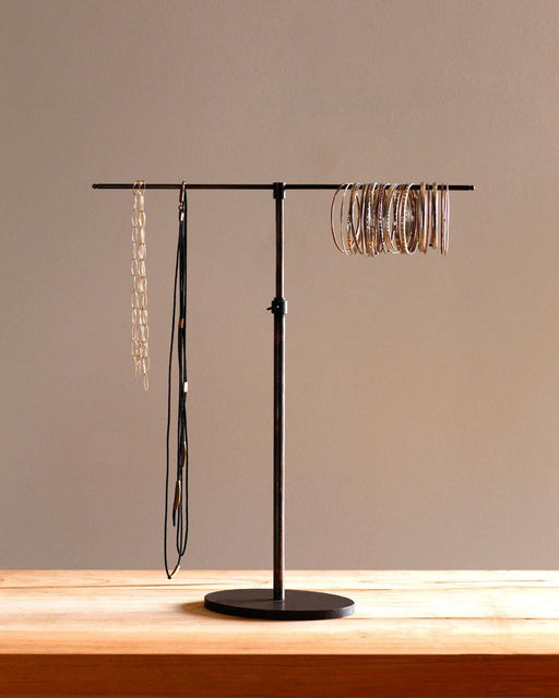 lostine holly iron jewelry counter display
