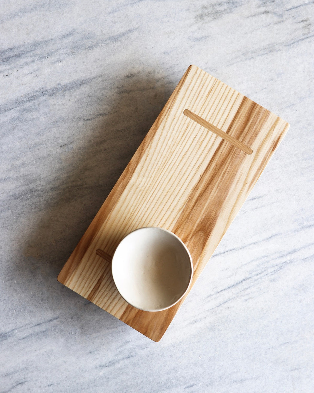 medium ash cutting board Lostine