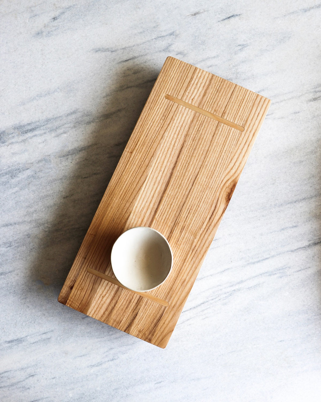 small ash wood cutting board Lostine