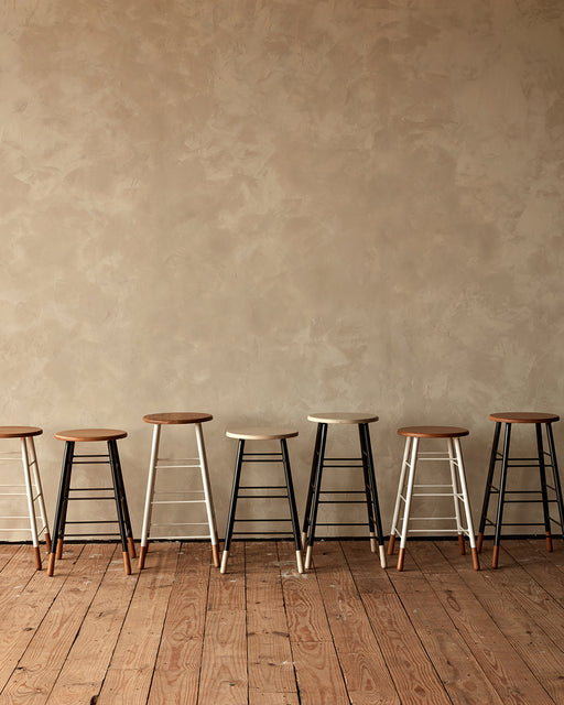 Gordon Stools - White Base