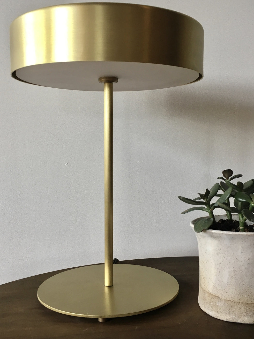 Montgomery Brass Table Lamp