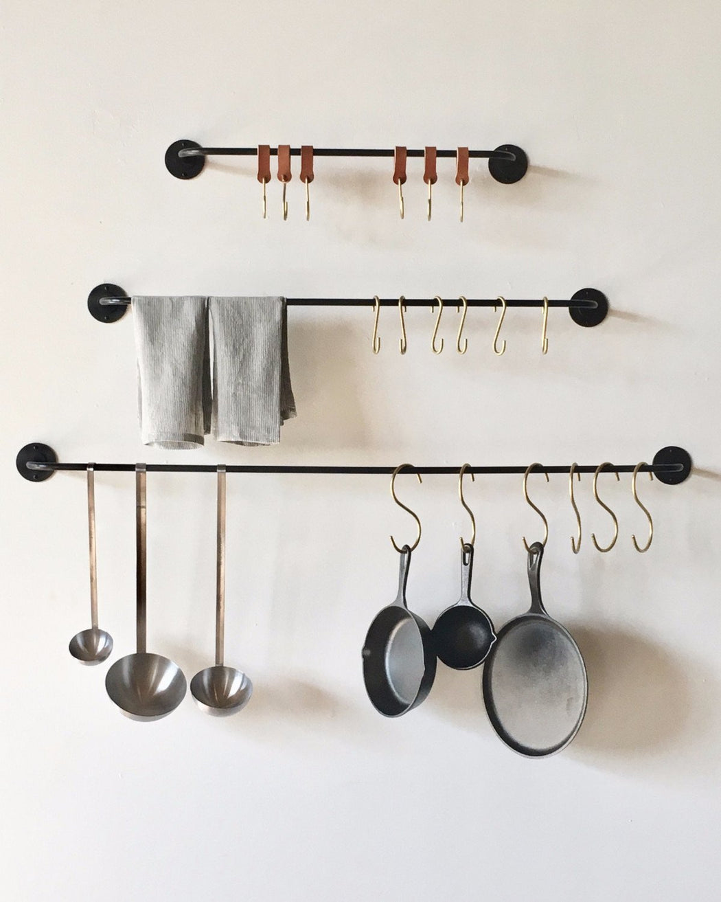 Lostine Ellington Pot Racks