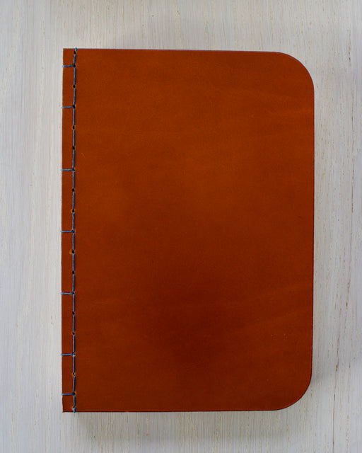Leather Bound Sketch Book