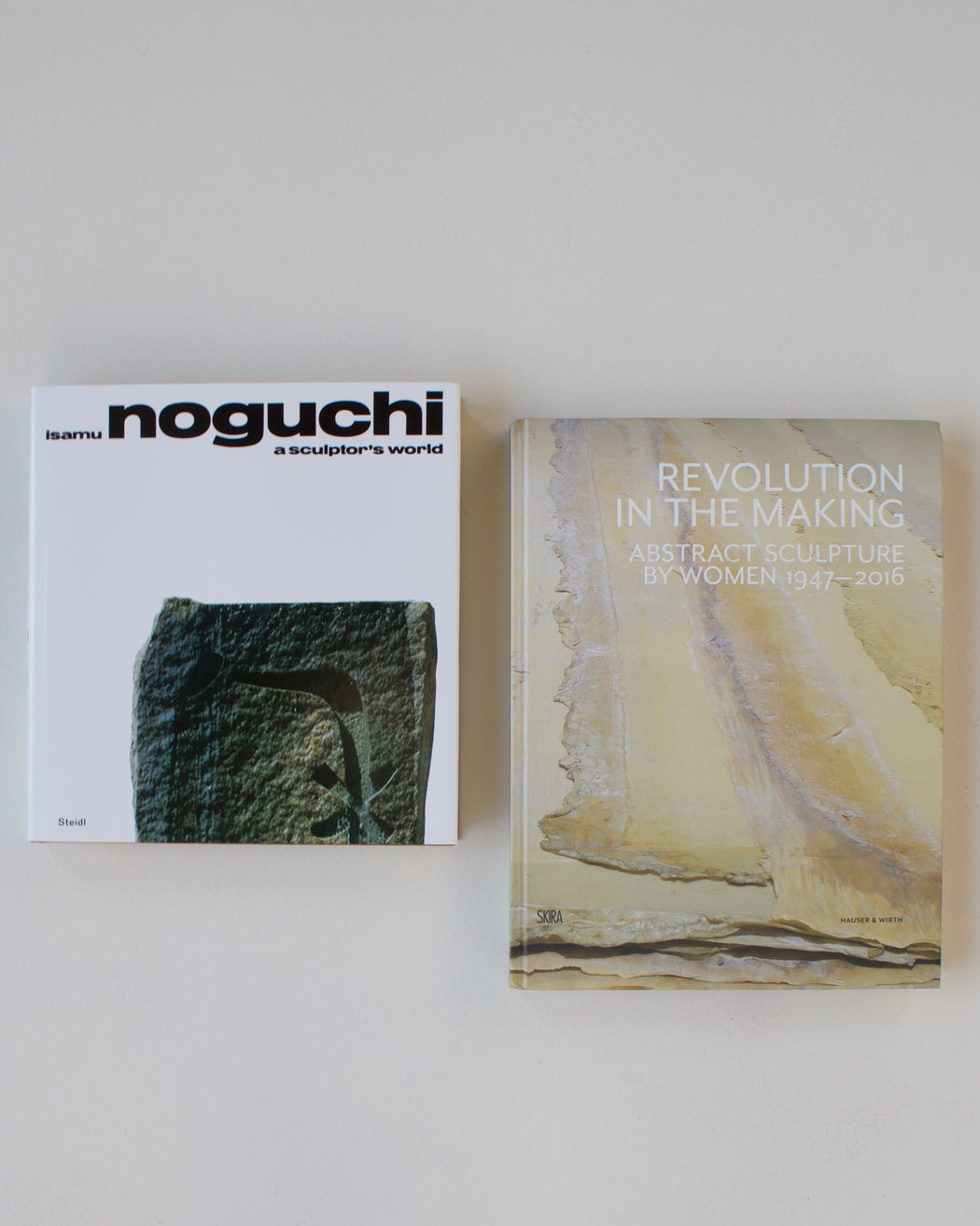 Books on Sculpture Duo